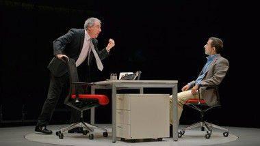 'El Crèdit' en Teatre La Villarroel de Barcelona hasta el 1 de marzo