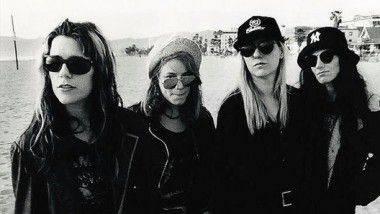 El grunge de las míticas L7 también sonará en el Azkena Rock Festival