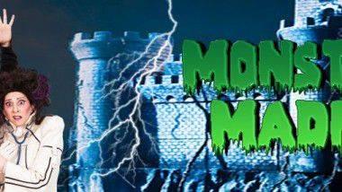 'Monster Madness', del 10 al 31 de enero en Teatro Infanta Isabel