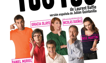 'Toc Toc' cumple su sexta temporada en Madrid