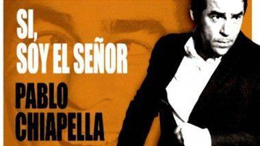 Pablo Chiapella en Club Capitol de Barcelona los días 6, 7 y 8 de marzo