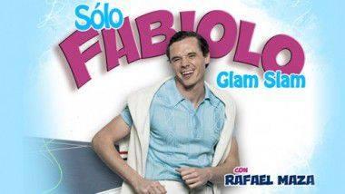 'Sólo Fabiolo, glam slam' hasta el 26 de marzo en Teatro Alfil