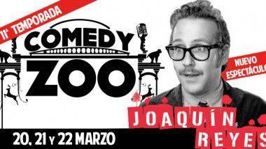 Joaquín Reyes con '¡Que me aspen!' en Club Capitol de Barcelona del 20 al 22 de marzo