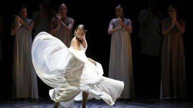 Sara Baras llega a Teatro Arriaga de Bilbao del 10 al 14 de junio