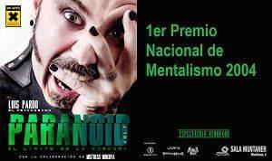 'Paranoid Vol.2' de Luis Pardo, en Barcelona hasta finales de marzo