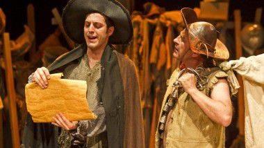 'El Buscón' de Teatro Clásico de Sevilla en Sala La Fundición los días 14 y 15 de febrero