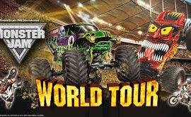 Monster Jam 2015 de tour por España: Valencia, Madrid y Barcelona