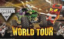 Monster Jam 2015 de tour por España: Valencia, Madrid y Barcelona
