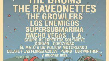Nacho Vegas, L.A. y Der Panther se suman al Low Festival 2015