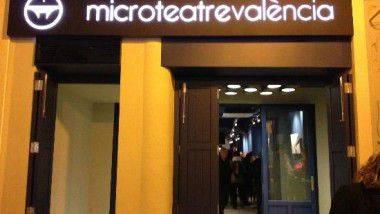 Jueves y domingos, citas con Microteatre Valencia