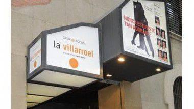 Teatre La Villaroel de Barcelona: programación de febrero a abril