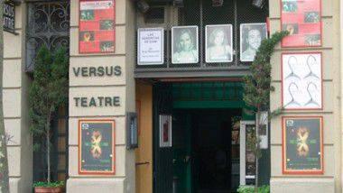 Programación de Versus Teatre de Barcelona para los meses de febrero a abril