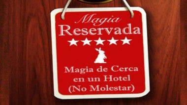'Magia Reservada': Espectáculo para grupos reducidos en Madrid