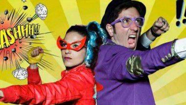 'Cómics': El musical rockero para toda la familia en Madrid