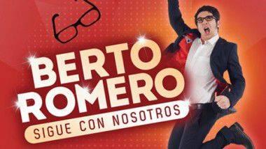 Cuenta atrás para la llegada de Berto Romero a Teatre Borràs