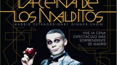 'La cena de los malditos': Dinner-Show en Madrid