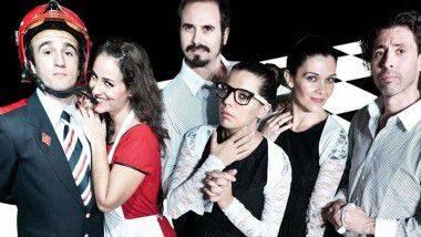 'La cantante calva': representaciones en Murcia y Sevilla