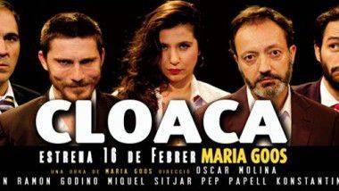 Adéntrate en una 'Cloaca'  en Versus Teatre de Barcelona