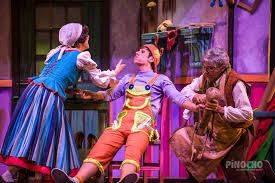 'Pinocho, un musical para soñar', en Madrid durante marzo y abril