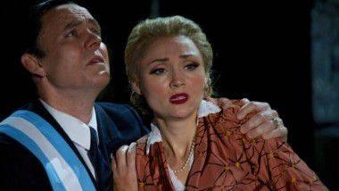 'Evita, the musical', única visita a España en Las Palmas de Gran Canaria
