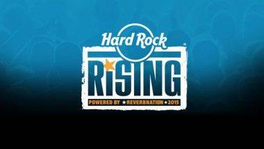 El festival Hard Rock Rising elige Barcelona