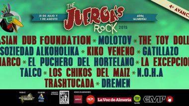 The Toy Dolls y Talco confirmados para The Juerga's Rock 2015
