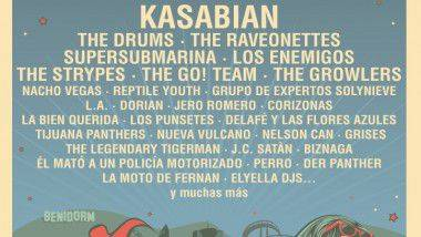 El Low Festival continúa añadiendo nombres a su line-up de este año