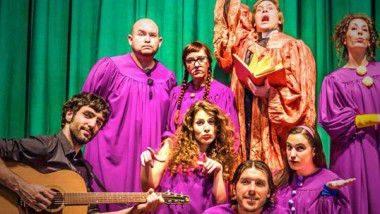 Escucha a tu conciencia en Teatro San Pol con 'Pepe Grillo Gospel Show'