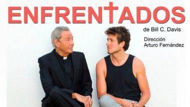 'Enfrentados' sigue arrasando en Teatro Amaya de Madrid
