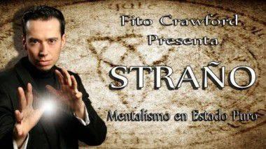 'Straño, mentalismo en estado puro', en Teatro La Escalera de Jacob