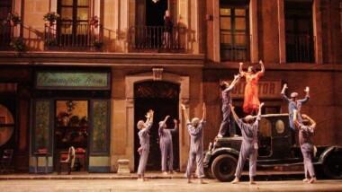 'La del manojo de rosas', zarzuela en Teatro Victoria hasta el 23 de abril