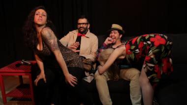 'ConSentidos': La comedia sin sentido en Cincomonos de Barcelona