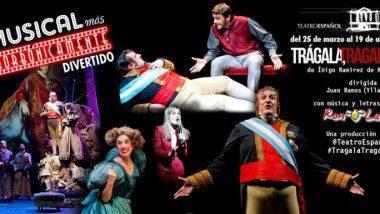 'Trágala, trágala' resucita a Fernando VII en Teatro Español