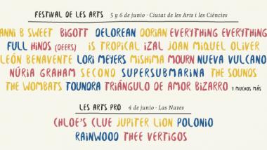 Toundra, Mourn y Full también estarán en el Festival de Les Arts
