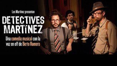 'Detectives Martínez' resuelven un crimen todos los sábados en Teatre del Raval