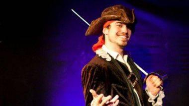 La 'Magia Pirata' atrapa a La Escalera de Jacob cada fin de semana de abril