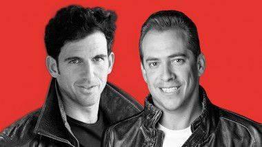 El Langui y José Ajram son 'Los motivadores'