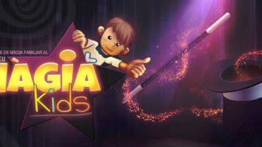 'Magia Kids': Sábados y domingos de abril en Barcelona
