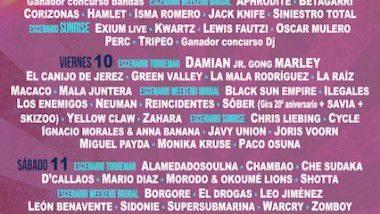 El Weekend Beach Festival cierra su cartel de 2015 con artistas internacionales de lujo