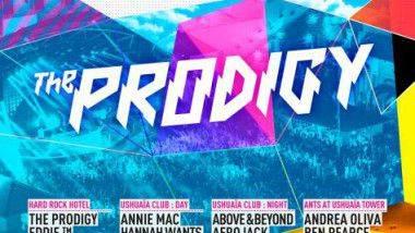 Vuelve el Creamfields más emblemático a Ibiza con The Prodigy encabezando su cartel