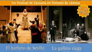 Vuelve la zarzuela cómica a Madrid con 'La Gallina Ciega'