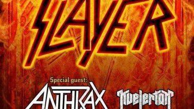 #SlayerVsAnthrax: El mano a mano entre dos pilares del thrash metal