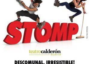 Stomp reabrirá con percusión y música el Teatro Calderón