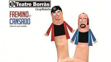El mejor humor de Faemino y Cansado en Barcelona