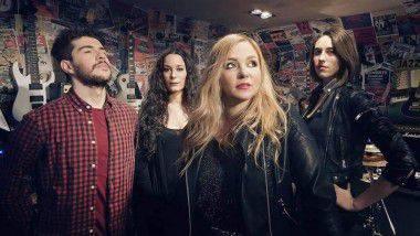 Belén Arjona vuelve a España en octubre presentando su nuevo proyecto, Bel & The Loonatics