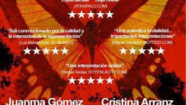 Coleccionismo, obsesión y secuestro en Teatro Lara de Madrid