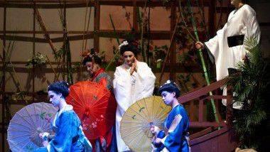Seis noches de ópera para Madame Butterfly en la Gran Vía