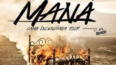 Nuevo concierto de Maná en Madrid y cambio de fecha en Bilbao