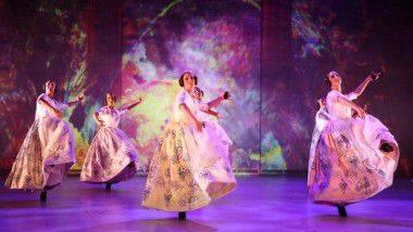 Sorolla convierte el Ballet Nacional en danza, folklore y pintura