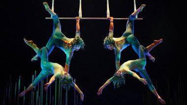 El Circo del Sol vuelve a España en diciembre con Varekai, un homenaje a la tradición circense